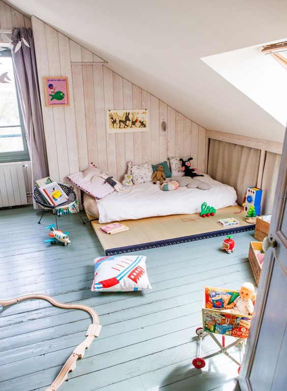 Fußböden, kinderzimmer and montessori on pinterest