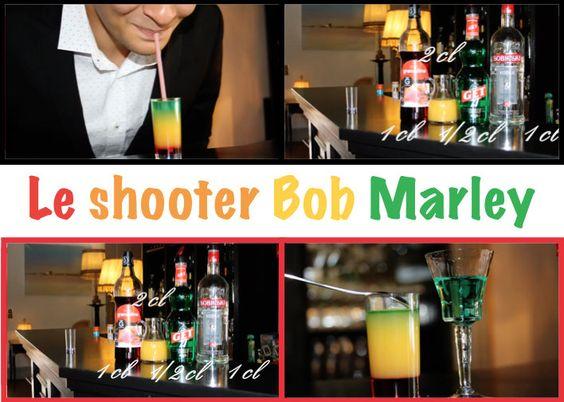 LE SHOOTER BOB MARLEY