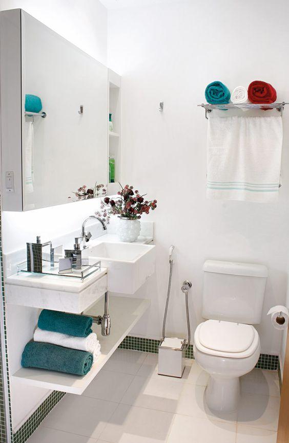 Casa Linda 1  Cuba, Prateleiras e Pias -> Banheiro Pequeno Quanto Custa