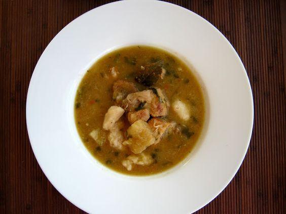 Guyanese Chicken Soup