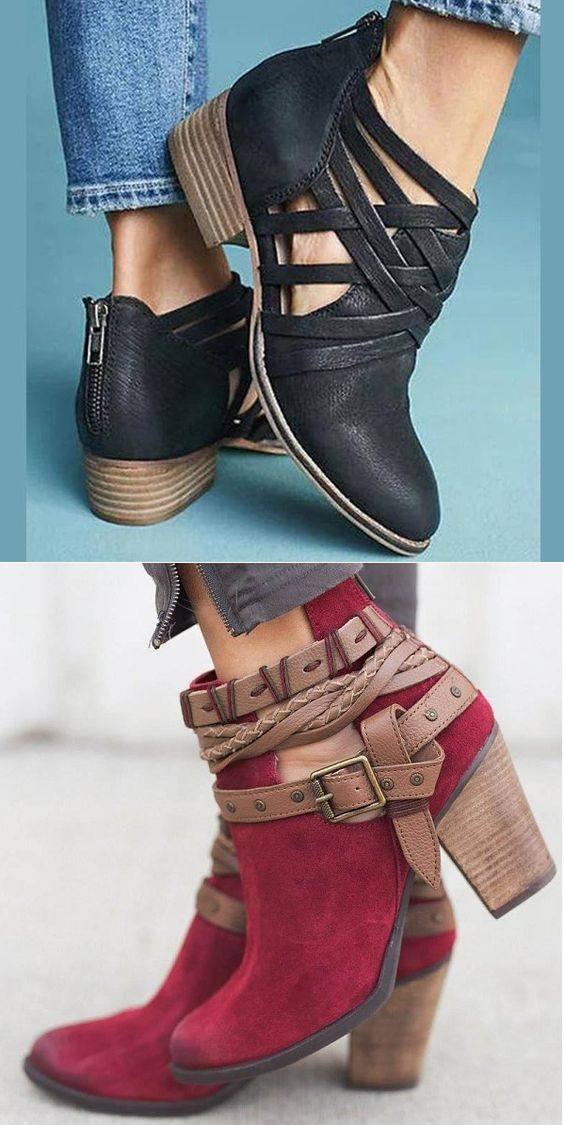 Insanely Cute Shoe Boots