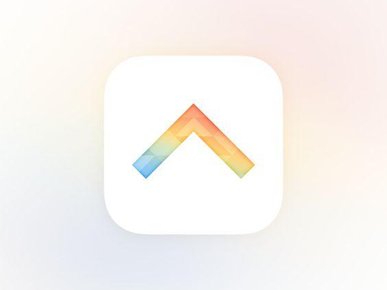 Boomerang App Icon by Robert Padbury for Instagram