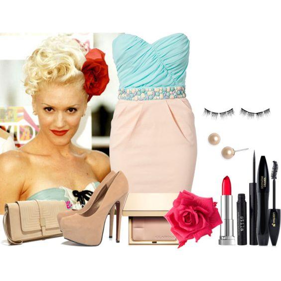 """""""Gwen Stefani"""" by ana-a1 on Polyvore"""