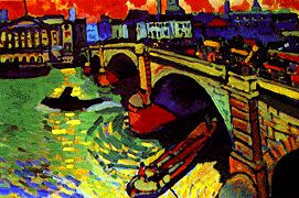 Derain, London Bridge