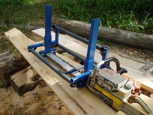 Portable sawmill business plan