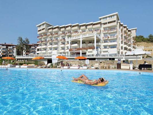 Justiniano Deluxe Resort Okurcalar Turizm Center Okulcalar Turkey 7415 In 2020 Resort Villa Resort Outdoor Pool
