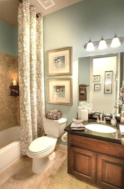 Guest Bathroom Ideas Decor Guest Half Bathroom Ideas Endearing Beautiful Half Bathroom Decorating I Bathroom Color Schemes Bathroom Color Small Bathroom Colors