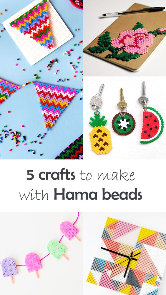Ohoh Blog - diy and crafts: DIY to try # Hama beads