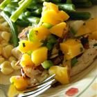 Grilled Tilapia with Mango Salsa Recipe