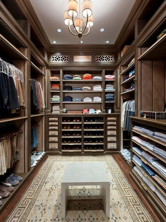 35 Best Walk In Closet Ideas And Designs With Images Modern