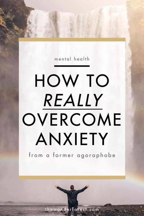 "Anxiety can affect all of us; some experiencing it in more extreme forms than others.  I could start this post by telling you about all of the mental health statistics and then move onto vague advice from ""professionals"" who haven't experienced extreme an"