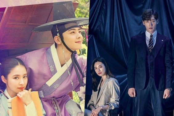 """Rookie Historian Goo Hae Ryung"" And ""Justice"" Continue To Go Head-To-Head In Fierce Ratings Battle"