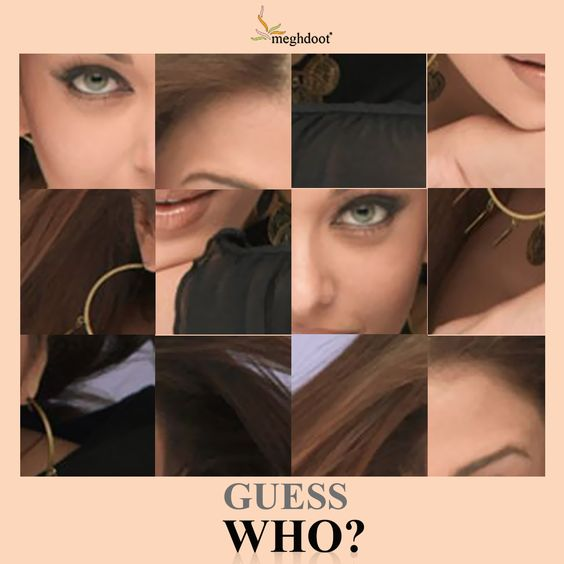 Guess Who? Guess the name of this famous #bollywood female #actor.