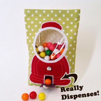 """Goody, Goody Gumballs!"" Treat Bags 