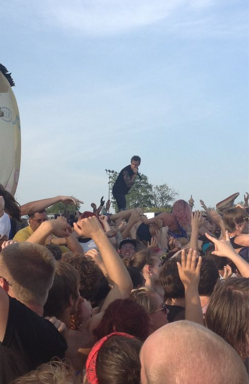 Yellowcard, Warped Tour