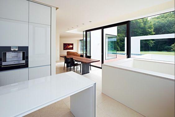 Essen mit Aussicht | Titus Bernhard Architekten ©Jens Weber, Orla Conolly, München