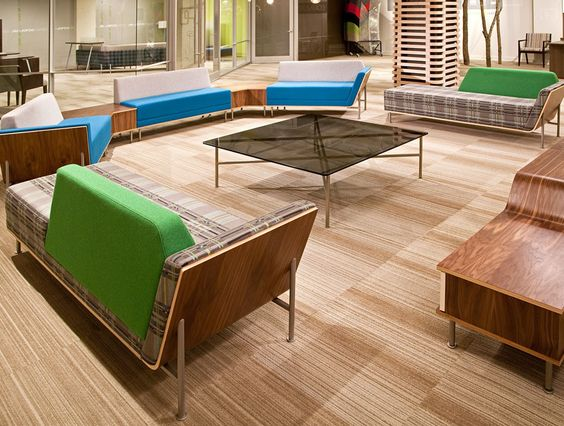 BeSPACE by JSI Lounge Area Seating
