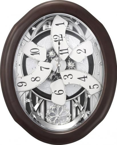 Clock Musicals And Wall Clocks On Pinterest