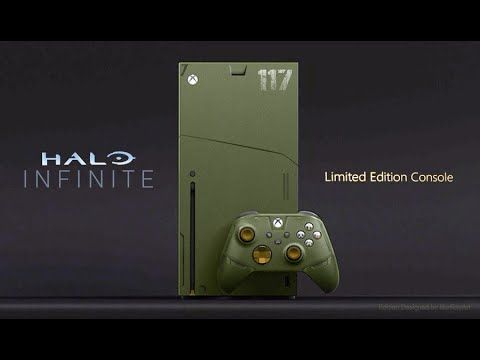 Xbox Series X New Console Reveal Trailer 2020 In 2020 Xbox Halo Xbox Console