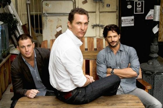 'Magic Mike' Cast