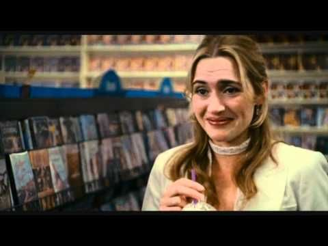 The Holiday - love the scene in the video store!