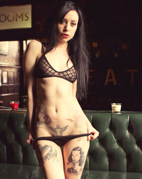 'Suicide Girls': tatuagens, piercings e a intimidade de garotas reais   Gatas   VIP