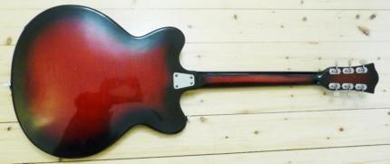 Höfner 4600 verythin, vintage, 60er, Jazzgitarre, ES 335 in Hannover - Linden-Limmer | Musikinstrumente und Zubehör gebraucht kaufen | eBay Kleinanzeigen