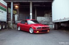 S52 swapped E34 - No Disappointments [RRP]