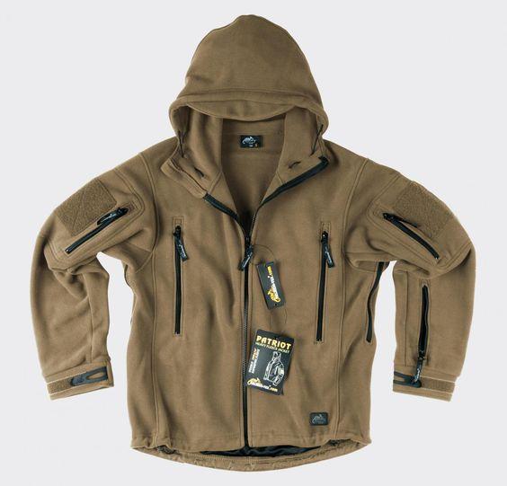 Patriot Heavy Fleece Jacket HELIKON-TEX | Hunting Camo | Pinterest ...