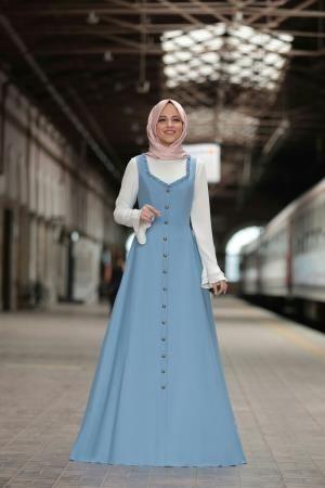 En Modern Tesettur Jile Elbise Modelleri Elbise Modelleri Elbise Kiyafet