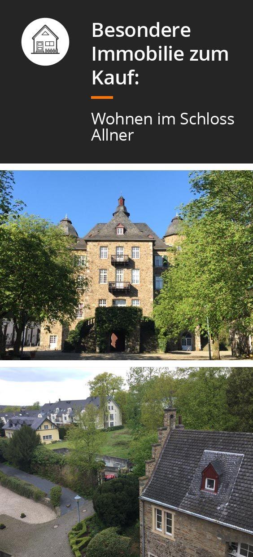 Wohnen Im Schloss Wieso Nicht Diese Charmante 2 Zimmer Wohnung In Hennef Ist Noch Zu Haben Besondereimmobilie Schloss 2 Zimmer Wohnung Anwesen Immobilien