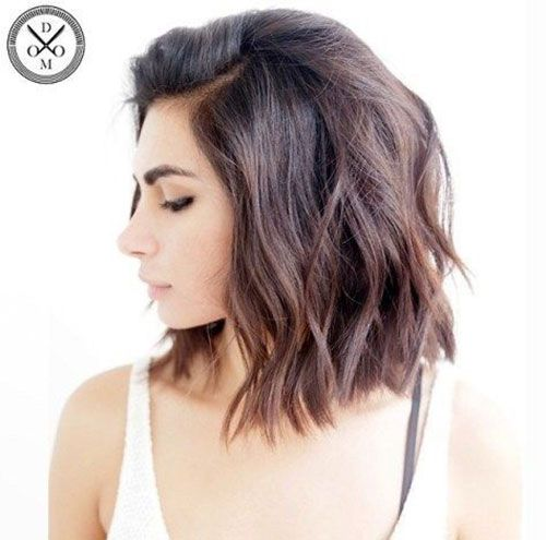30++ Cute short hairstyles for thick wavy hair trends