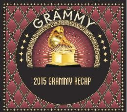 2015 Grammy night recap with vids, pics, and news from around the web. View on your computer and share it to your phone or tablet.