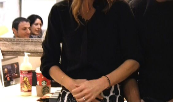 Kelly wore this Sandro top on Monday's show (12/19). Check out bit.ly/9sZjkf to see her whole outfit! #FashionFinder