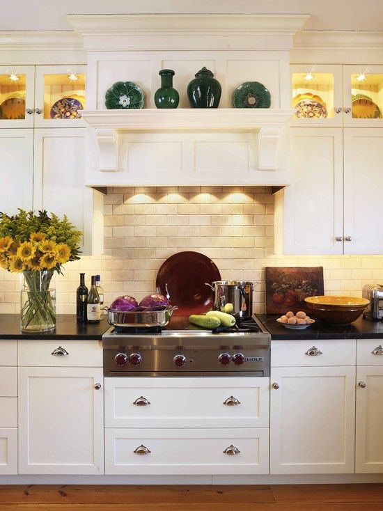 Kitchen Hood Design, Pictures, Remodel, Decor and Ideas - page 8
