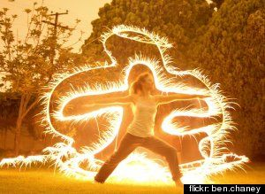 cool image of how I feel while doing tai chi or qigong