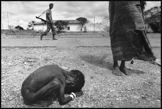 By James Nachtwey photos of war