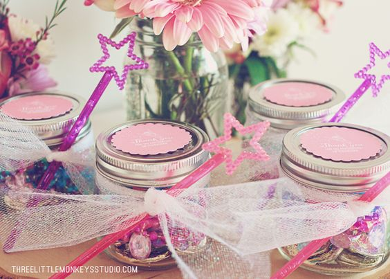 Fairy Princess Party by Three Little Monkeys Studio