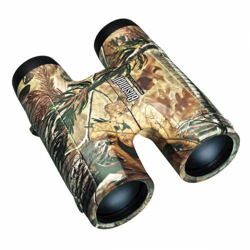Bushnell PermaFocus 10x42 Binoculars, Realtree AP  is available at $109.99 USD in The Woodlands TX, 77380.