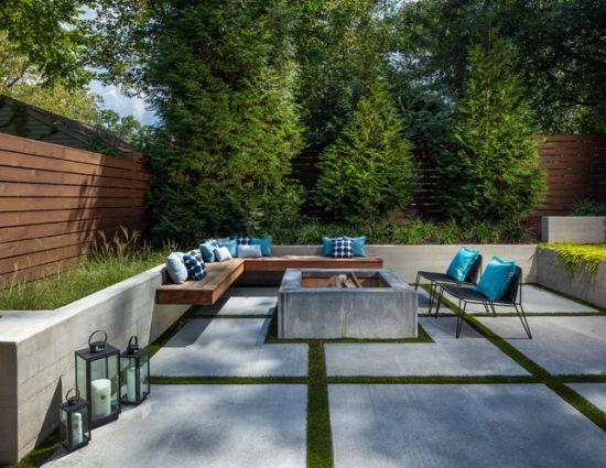 Contemporary Patio Design Ideas By Boyce Design And Contracting