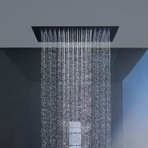 Rain Shower Head Lowes With Images Modern Shower Head Modern