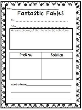 Fairy Tales, Folktales, and Fables (Common Core Aligned Activities ...