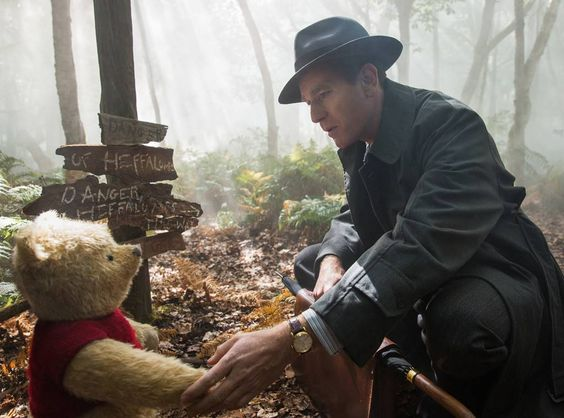 Christopher Robin:一部寓意深远与触动人心的电影!看了让你重返童年