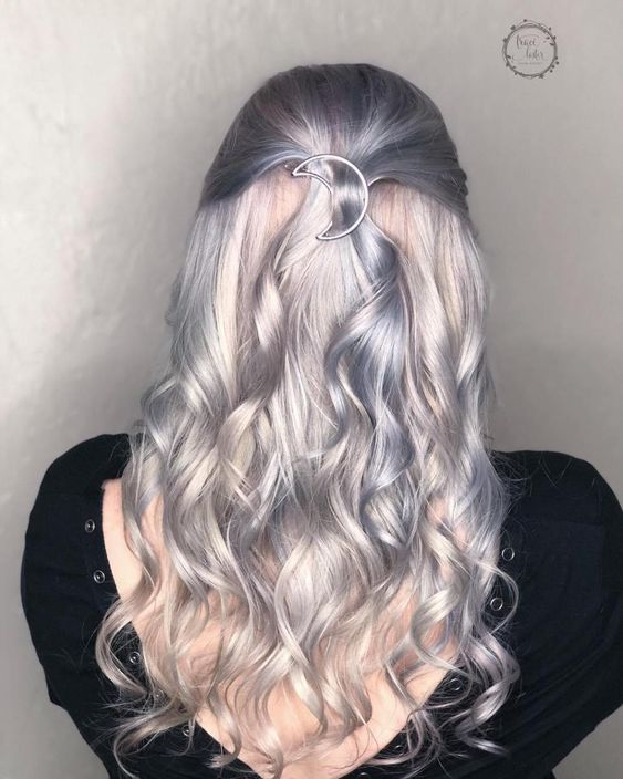 Discover Metallic Hair Color Trend in All Possible Shades