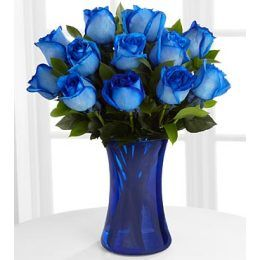 Extreme Blue Roses