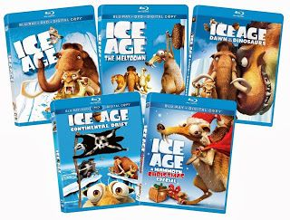 My Crafty Collections: Bargain Bin - Hot deals from Nordstrom, Amazon, and Aeropostale. Ice Age blu-ray collection (5 movies) - is only $38.99 with free shipping.