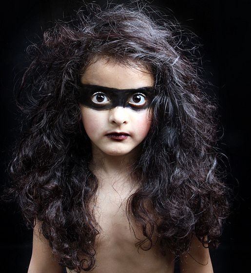 أفنان الباتل من أشهر الشخصيات السعودية في Instagram Halloween Face Makeup Face Makeup Halloween Face