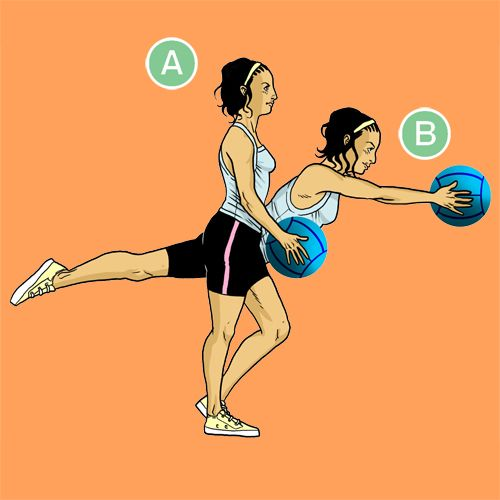 Bosu Ball Benefits: Medicine Ball, Medicine And Medicine Ball Exercises On