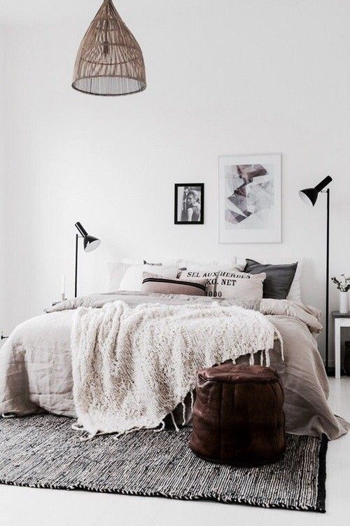 Schlafzimmer Dekor Ideen Fur Paare In 2020 Wohnung Schlafzimmer