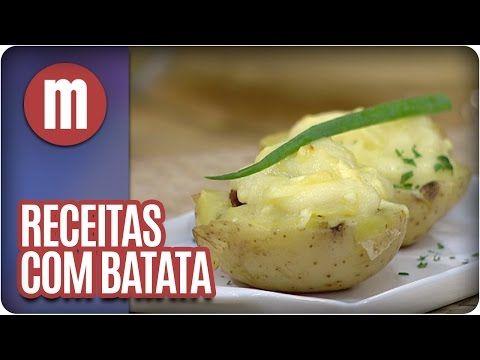 Mulheres - Festival de receitas com batata (21/03/16) - YouTube